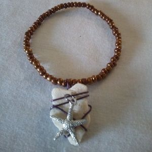 Handcrafted Seed Bead Anklet